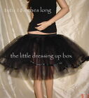 "18"" Longer Length Long TuTu Skirt, black romantic tutu skirt,  dance"