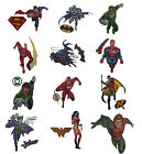 superman batman wonder woman green lantern flash - DC Comics Superhero Temporary Tattoos Batman Superman Green Lantern Wonder Woman