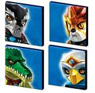 "LEGO CHIMA CANVAS PICTURES - FREE POSTAGE - 6"",8"",10""and12"" from £13.99"
