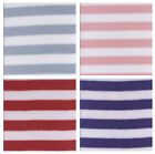 "Anti-Pil Polar Fleece Fabric - Stripe Pattern -59"" (150cm) wide - per metre/half"