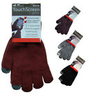 New Unisex Touch Screen Magic Gloves For All Touch Screen Phone/Tablets BNWT