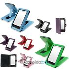 PU Wallet Leather Case Stand Pouch For Barnes & Noble BN Nook Color Tablet