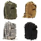 Outdoor Camping Hiking Trekking Tactical Bag Utility 3P Military Backpack 30L