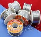 45ft 1mm 63/37 Tin Lead Rosin Core Solder Wire 3.5 OZ Spool FLUX 2.0% Reel/Mini