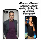 Personalised JLS Marvin Humes iphone 4/4s, 5/5s, 5c hard case