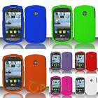 For LG 800g (TracFone) Rubberized Hard Case Cover