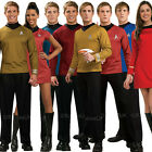 Adult Star Trek Movie New Fancy Dress Official Costume Mens Ladies Outfit