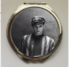 Union J Jaymi Hensley Round Shaped Compact Mirror (Various Designs)