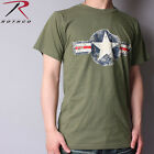 New Air Corp Logo on Olive Tshirt