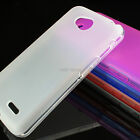 For LG Optimus L70 MS323 Dual D325 Ultra Thin Slim TPU Gel Skin Case Matte Cover