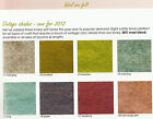 "WOOL FELT PACK VINTAGE CHIC - 8 x 9"" OR 12"" SQUARES 30% WOOL BLEND"