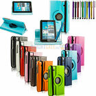PU Leather Case Stand Cover For Samsung Galaxy Tab 2 7.0 Tablet P3100+Pen / Film
