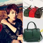 2015 Fashion Women Shoulder Bag/ Cross-body Tote PU Faux Leather Bags
