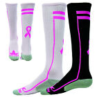 Red Lion Ribbon Excel Breast Cancer Awareness Sock Small