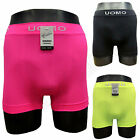 Mens Boys New Sexy Plain Uomo Boxer Shorts Boxers Trunks Underwear Size S M L XL