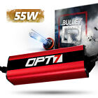 OPT7 Slim HID Kit Motorcycle 9003 H1 H4 H7 H11 5000K 6000K 8000K 10000K Xenon on eBay