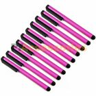 10x Universal Metal Touch Stylus Pen for Android Tablet iPad iPhone Laptop Mini