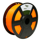 WYZworks 3D Printer Filament 1.75/3mm ABS PLA SOFT WOOD PETG FLEXIBLE 1kg/2.2lb