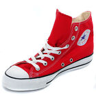 Converse CT All Star Mens High Top Canvas Pumps Trainers  Sizes UK 5 - UK 8.5