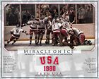 Team USA Miracle on Ice 1980 Winter Olympics Mens hockey Custom photo