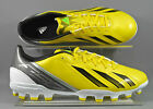 Adidas (G65338) F10 TRX AG adults football boots - Yellow/White