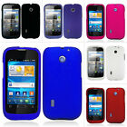 For AT&T Fusion Huawei Jengu U8652 Colorful Rubberized Hard Case Cover Accessory