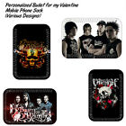 Personalised Bullet For My Valentine Phone Sock (Various Designs) (1)