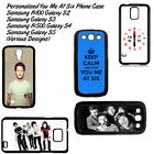 You Me At Six Samsung Galaxy S2, S3, S4, S5 - Can Be Personalised (1)