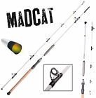MAD Cat White Deluxe - Catfishrod, 9.17 ft, 150-350g, 2 parts, 20kg max. Drag