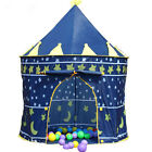 Hot Portable Children Kids Folding Play Tent Princess Castle Outdoor Cubby House