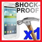 Tough Waterproof Screen Protector  Heavy Duty Film Cover for Samsung Galaxy S3