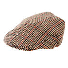 Boys, Ladies,Girls Unisex English Tweed Country Flat Cap available in 3 Sizes