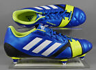 Adidas Q33695 Nitrocharge 3.0 TRX SG adults football boots - Blue/Yellow