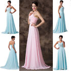 CHIC Chiffon Bridesmaid Formal Ball Homecoming Party Cocktail Evening Prom Dress