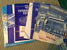 1950's & 1960's Peterborough United Home Games Football Programmes