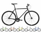 FERAL FIXIE SINGLE SPEED ROAD BIKE, FIXED GEAR BIKE, RRP £279.99
