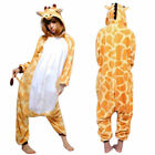 Unisex Adult Kids Kigurumi Pajamas Onesii Cosplay Costume Animal Sleepwear BULK