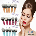 Beauty Make Up Tool Cosmetic Brushes Foundation/Bronzer/Powder Makeup Brush UK