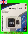 64GB Class 10 SDHC Micro SD Memory Card WITH,FREE ADAPTOR & DELIVERY. UK SELLER