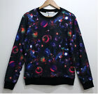 Universe Tide 3D Printed Sweater For Women Men Sweatshirts Tops Long  Sleeve