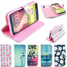 Various Premium Image Protector Flip Leather Stand Case Cover for LG Optimus G2