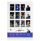 Superb quality Ron Harris Signed Chelsea Poster - FA Cup Kings 1970 bid from £8