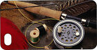 Silicone Rubber Custom Fly Fishing Reel Freshwater Fishing Iphone 4/4S  & 5 case