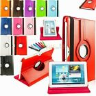 10.1 tablet Rotating PU Leather Case Cover For Samsung Galaxy Tab2 P5100 P5110