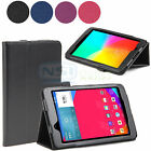 Stand Folio Leather Case Cover For 2014 LG G PAD 7.0 7 Inch V400 V410 Tablet