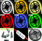 5M 3528 SMD no-Waterpr​oof Flexible 300 LED Strip Christmas party car Light 12V