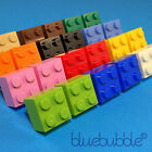FUNKY LEGO SQUARE BRICK EARRINGS CUTE KITSCH NOVELTY GIFT FUN COOL 80s TOY EMO