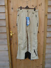 TRESPASS FAGAN BOARD STONE CREAM BEIGE GREEN SKI BOARD PANTS S M L XL MEN NEW