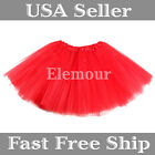Girls tutu Ballet Dance Wear Costume Party skirt Toddler Kids Skirt STAR TUTU