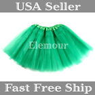 Ballet Tutu Princess Dress Up Dance Wear Costume Party Girls Toddler Kids Skirt